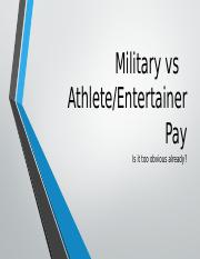 persuasive essay military pay.pptx