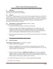 NURS 370 Evidence Review Paper.docx