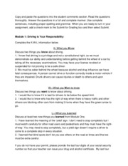 module 02 reflection journal module 1 and 2 Sample reflection for each chapter send this reflection in the body of an e-mail message (not as an e-mail attachment) to your instructor on or before midnight of the module's due date please type, chapter 1 reflection.