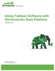 Using_Tableau_with_Hortonworks_Data_Platform.v1.0