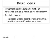 Topic 14 Perspectives on Inequality for BLACKBOARD