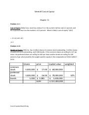 Week #5-Cost of Capital.docx