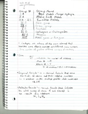 CHM 142 Isotope Notes