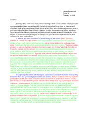 School Shootings Essay