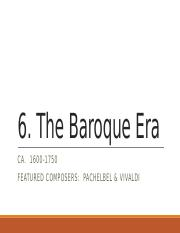 6. The Baroque Era MUS 100(1).pptx
