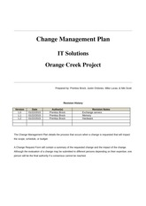NT2799 Completed Change Management Plan 1-22-2015