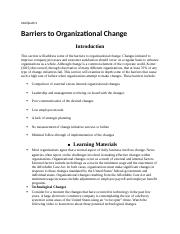 change management theory comparison essay change management  48 pages intellipath 3