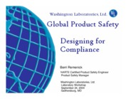 Global Product Safety 9.04