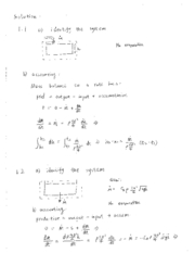 M105A HW#1 sketch of solutions