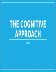 The Cognitive approach 1(1).pptx