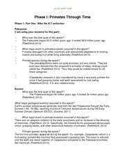 Unit Three Assignment Template