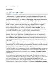 AUBConstruction project 2.docx
