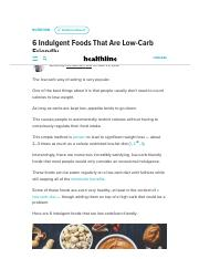 6 Indulgent Foods That Are Low-Carb Friendly.pdf