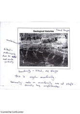 Structural Geology Geology Histories Lecture Notes 3