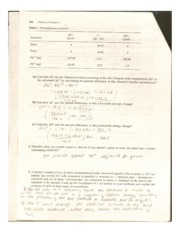 Studying Temp Dependence & Thermodynamics (4)