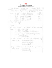 ENGR 224 Set 4 Solutions