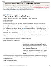 WSJ(29Dec2013)The Best and Worst Ads of 2013.pdf