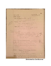Nuclear accident notes