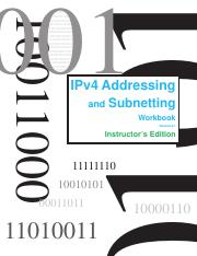 IPv4 Addressing and Subnetting Workbook - Instructors Version v2.1.pdf