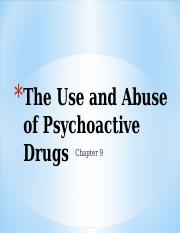 Psychoactive Drugs Part 1 to post.pptx