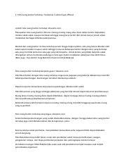 Lampiran Kd 3 1 2018 2019 Pd S1 Docx Lampiran 1 Materi Pembelajaran Algoritma Pemrograman A Pengenalan Alagoritma Pemrograman Terdapat Bebrainnstruksi Course Hero