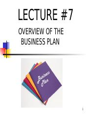 UNIT_5A_-Overview_of_the_Business_Plan.pptx