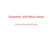 China_s One-Child Policy
