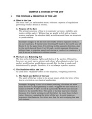 Chapter 2 - Sources of the Law