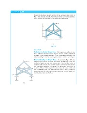 Analysis of Statically Determinate Trusses - A Complex Truss Example