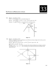 chapter 33 solutions