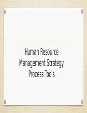 HR STRATEGIC MANAGEMENT PROCESS TOOLS.pptx