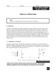electrondiffraction