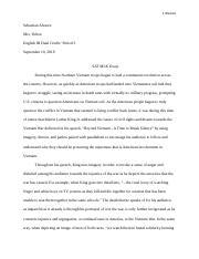 martin luther king jr beyond vietnam speech analysis sat