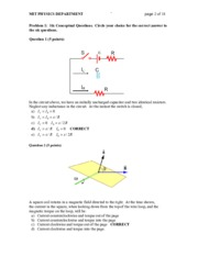 Solutions to Practice Problems 3