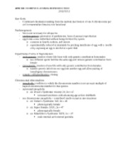 ANS 331 - NOTES - 2012-01-13