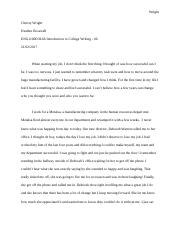 Success Paper -Christy Wright.docx