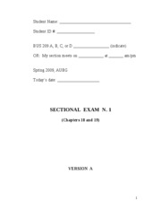 Sectional_Exam_1_Version_A_Answers