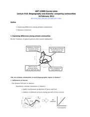ANT 154B Course notes- Lecture _15