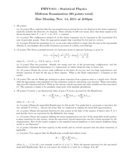 midterm questions and solutions