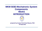 MKM 503E_Week1_Intro