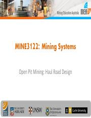 MS_08a_Open_Pit_Mining_Haul_Roads_Rev000