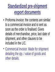 IFT - Export Documentation 1.ppt