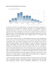 MACROECONOMIC & industry analysis 1.docx