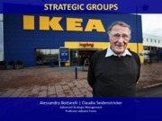 MSC - Advanced Strategic Management - 2015 - Strategic Groups - IKEA Presentation I