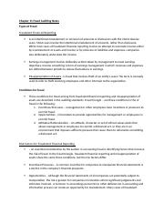 Chapter 11 Fraud Auditing Notes.docx