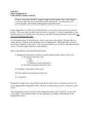 Short Assignment 3 Guidelines.docx