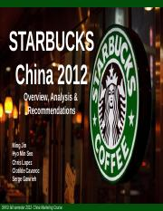 starbuckschina2012overviewanalysisrecommendations-140104121741-phpapp01