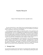 Number Theory II