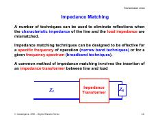 TransmissionLines2Notes