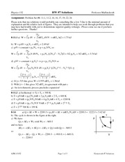 Problem Solutions 7
